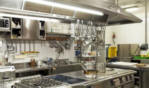 Cater-køkken